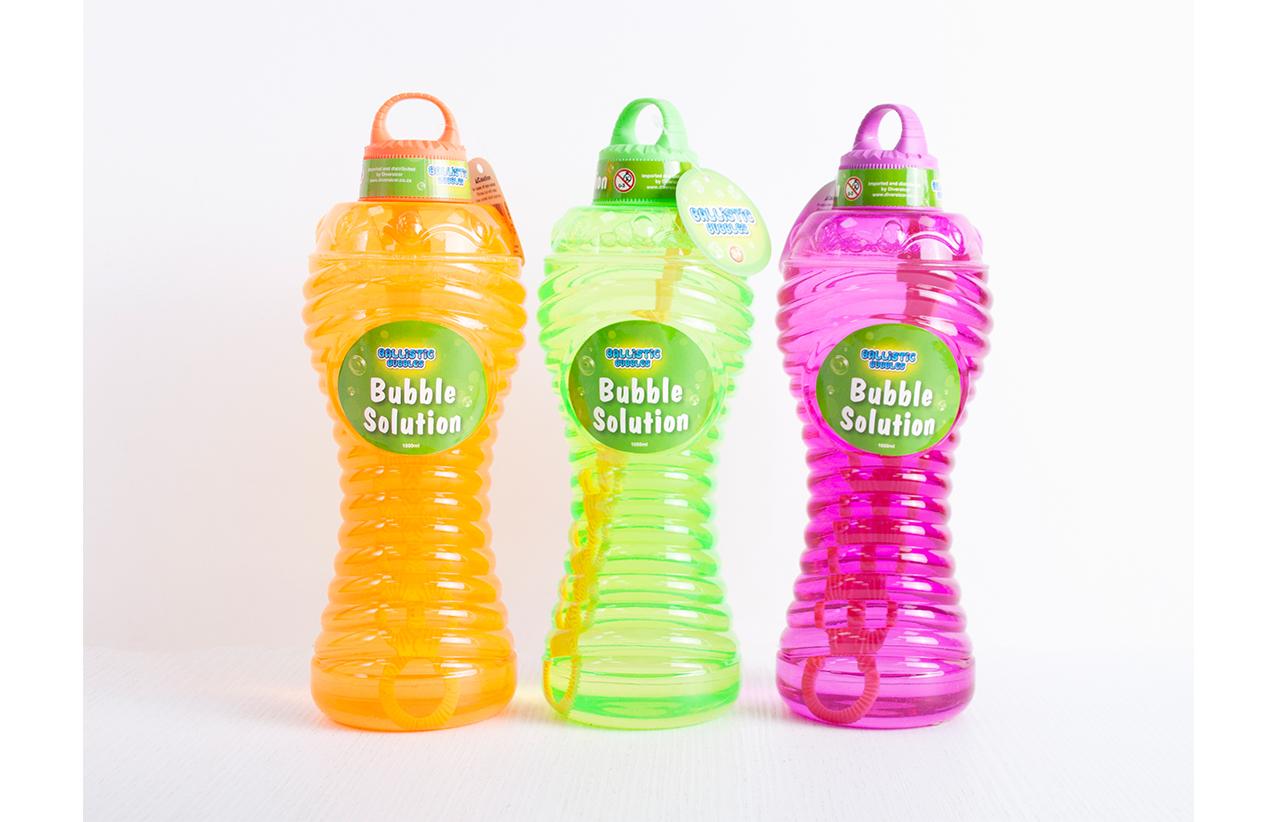 Bubble Cat Refill Soultion
